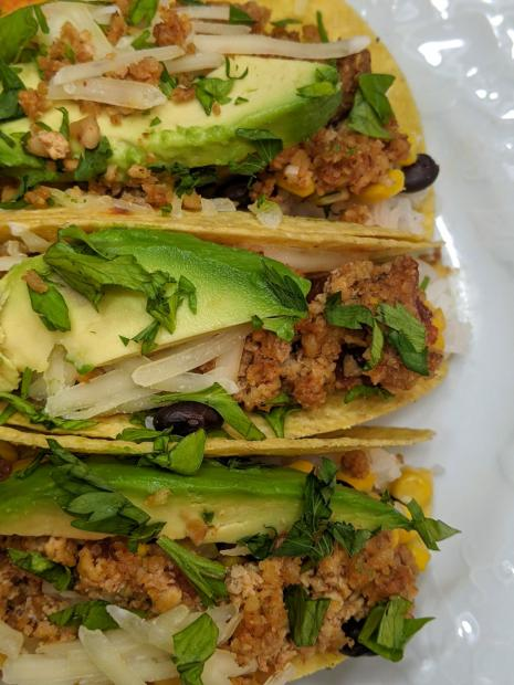 "Walnut Taco ""Meat"""